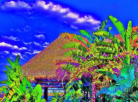 Tiki Hut Life by Keri West