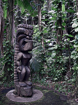 Daniel Hagerman - TIKI IDOL BIG ISLAND