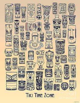 Tiki Vintage Zone by Megan Dirsa-DuBois