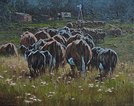 Til the Cows Come Home by Mia DeLode