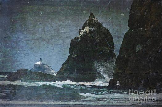 Tillamook Rock Lighthouse by Carrie Cranwill