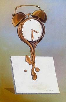 Time and Art by Qendrim Azemi