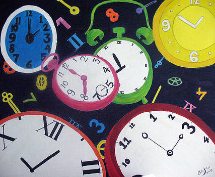 Time by Catia Silva