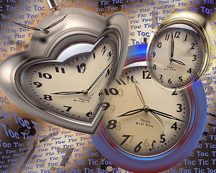 Time Flies by Jan Stittleburg