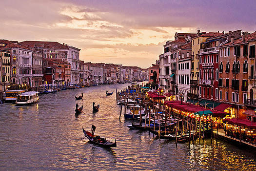 Time for Romance Venice by Paul James