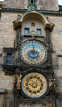 Time in Prague by Sherlyn Morefield Gregg