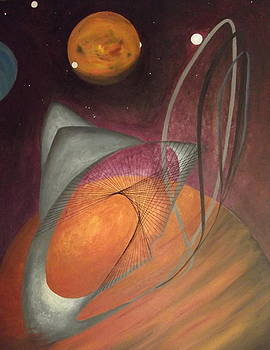 Time In Space by Gail Stivers
