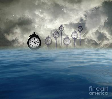 Time is floating by Anne Seltmann