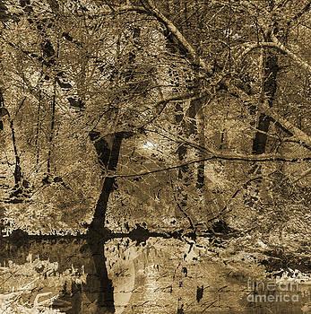 Time IV by Yanni Theodorou