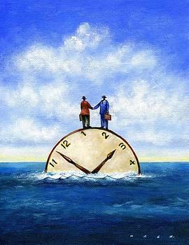 Time by Kazu Nitta