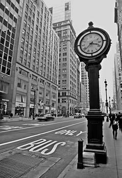 Time Machine by Gilberto Gutierrez