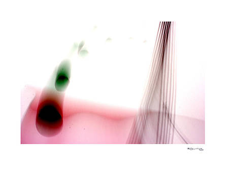Time on a string 8 by Xoanxo Cespon