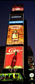 Joann Vitali - Time Square Vertical Pano