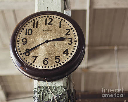 Time Will Tell by Jillian Audrey Photography