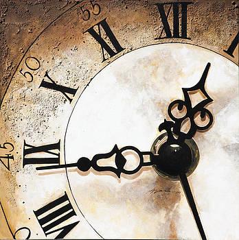 Time Won't Wait by Adriana Vasile