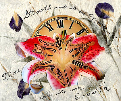 Timeflower by Lisa Yount