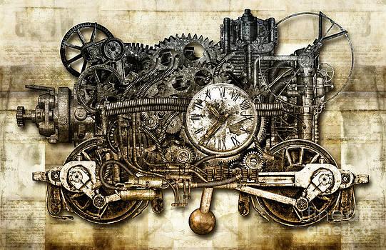 Timeloop by Diuno Ashlee