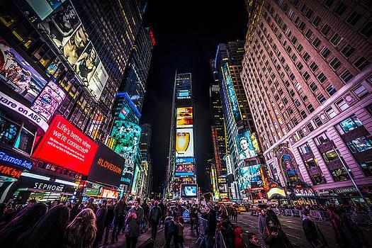 David Morefield - Times Square
