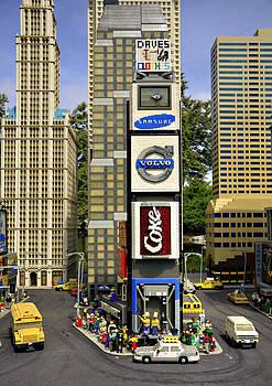 Ricky Barnard - Times Square