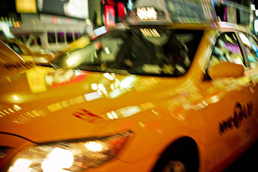 Times Square Taxi by Newyorkcitypics Bring your memories home