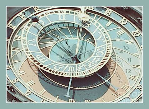 Timeteller 1.0 by Cindy McClung
