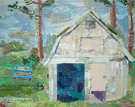 Tim's Barn by Deirdre Murray