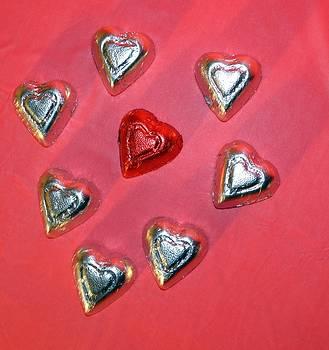 Tin Foil Hearts by Michael Sokalski