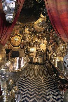 Sophie Vigneault - Tin Store Marrakesh