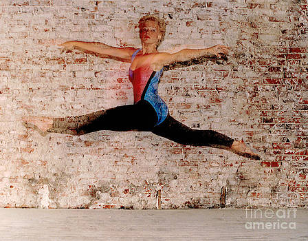 Gary Gingrich Galleries - Shelly Ballet Jump