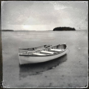 Tintype Boats 1 by Fred LeBlanc