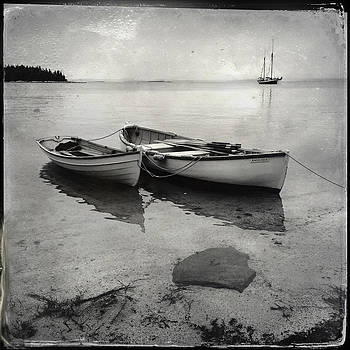 Tintype Boats 2 by Fred LeBlanc
