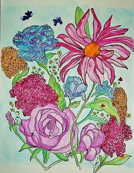 Tiny Garden by Sharon Leigh