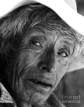 James Brunker - Tired old man