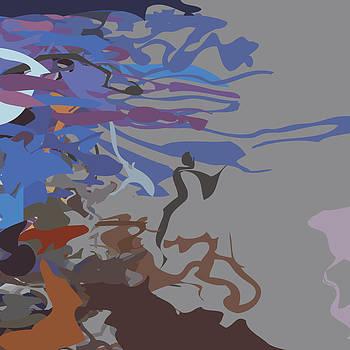 Tireless Sense of Being 3 by Sean Freeman