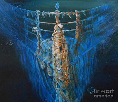Titanic immortality by Ottilia Zakany
