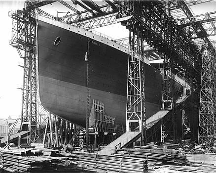 Steve K - Titanic under Construction