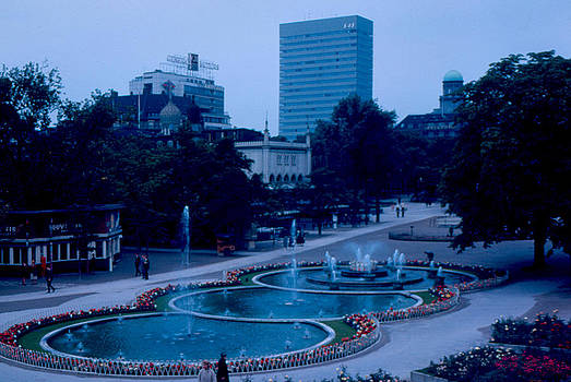Tivoli Gardens 2 1963 by Cumberland Warden