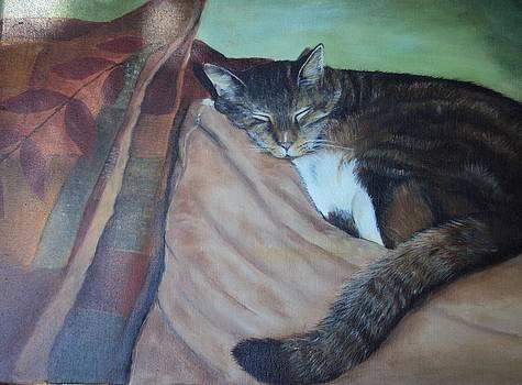 Tj  by Virginia Butler
