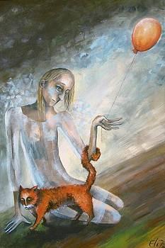 Elisheva Nesis - TO HOLD ON THE GROUND