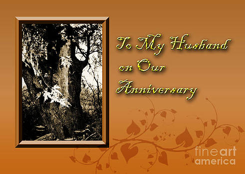 Jeanette K - To My Husband on Our Anniversary Willow Tree
