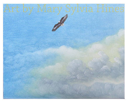 To Soar Like An Eagle v1 by Mary Sylvia Hines