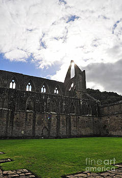 To The Glory Of God - Tintern Abbey by Skye Ryan-Evans