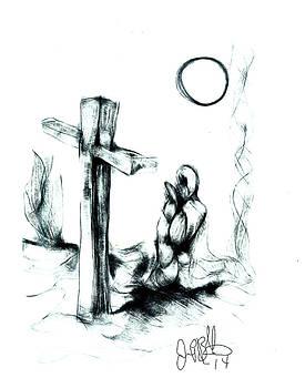 Jon Baldwin  Art - To The Ground God Bless You
