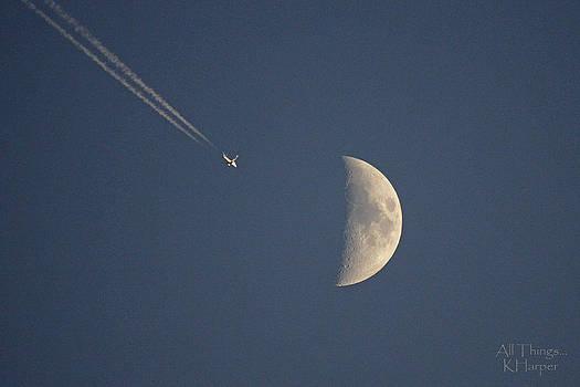 To The Moon by Karen Harper