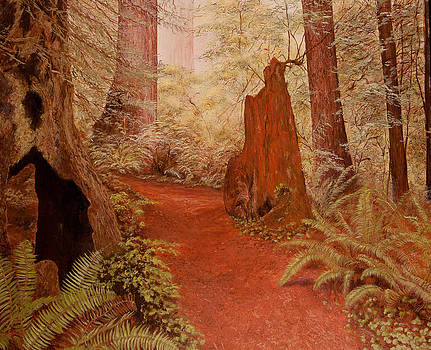 To Unknown Woods by Jeanette Sacco-Belli