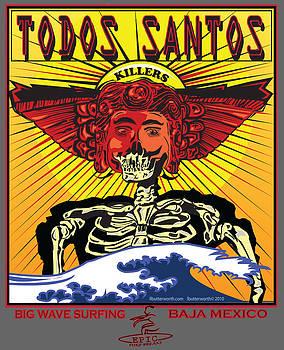Larry Butterworth - TODOS SANTOS BAJA MEXICO SURFING