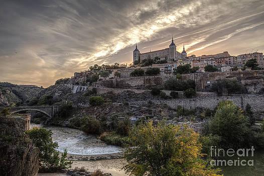 Toledo by Eugenio Moya