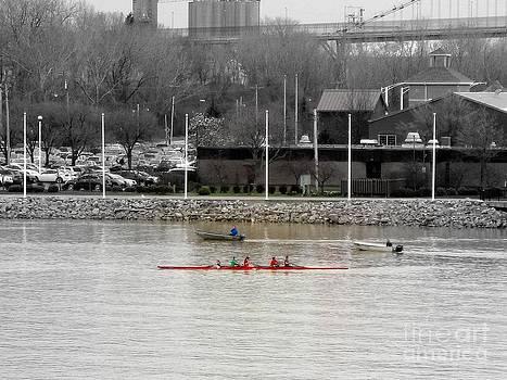 Toledo Ohio Rows by Jackie Bodnar