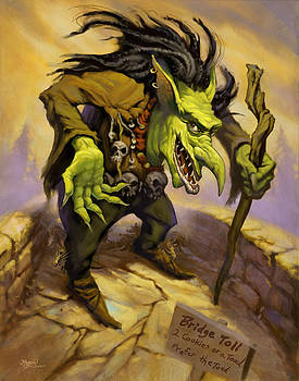 Toll Troll by Jeff Haynie