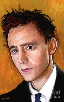 Tom Hiddleston by Dori Hartley